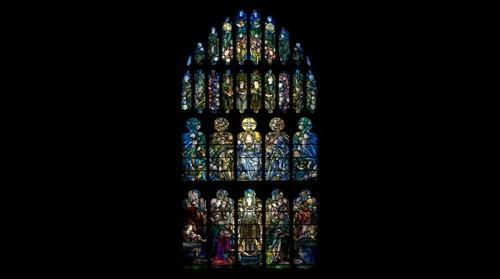 St John's Tifany Window