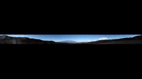 a cinder cone on Mauna Loa
