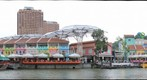 Singapore City Scenes - Clarke Quay and Singapore River