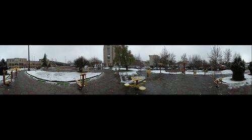 Javaneh Park & Snow, Tehran