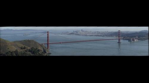 Golden Gate Bridge from another vantage