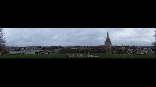 Oxford castle hill