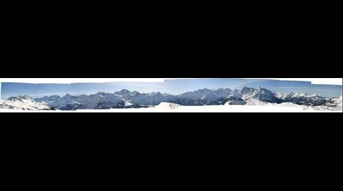 Panorama Ruogig