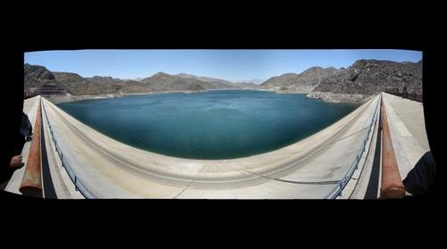 Puclaro Dam Chile