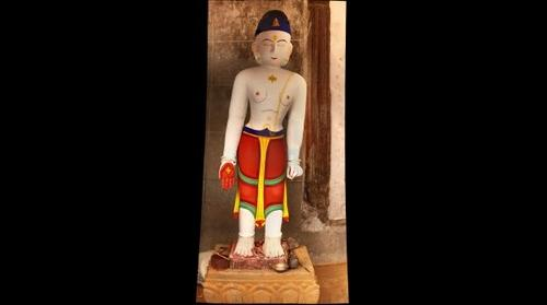 Janabahaa Dyo (Karunamaya Aryavalokiteshor, White Machhendranath)