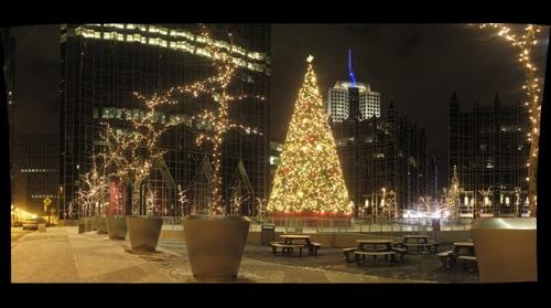 PPG tree pittsburgh Pa