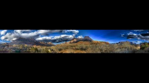 Zion Canyon, Springdale, Utah