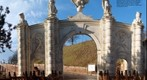 The Ist gate of the Vauban fortress of Alba Iulia, Romania
