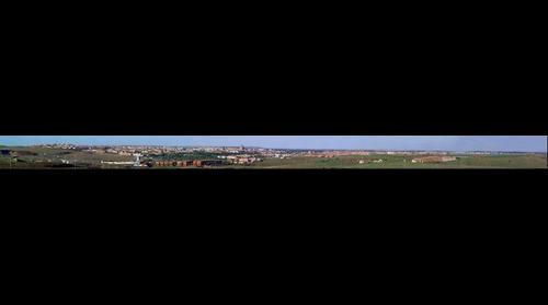 Salamanca, desde el oeste