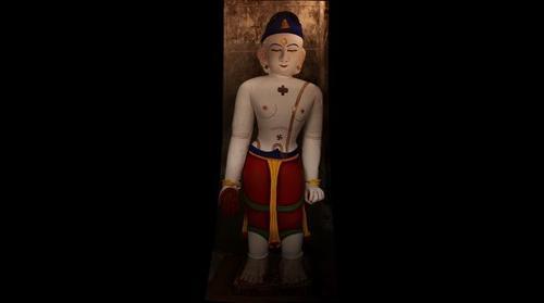 Janabahaa Dyo (Karunamaya, Amoghapasa Lokeshor, Aryavalokiteshor, White Machhendranath)
