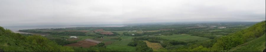 The Lookoff, Annapolis Valley, Nova Scotia