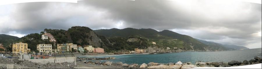 Monterosso on the Cinque Terre, Liguria, Italy