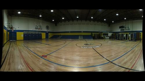 beverly Elelmentary School  Gym