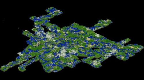 February 3rd Worldmap