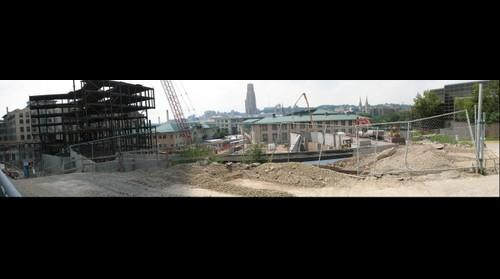 Gates Building Construction