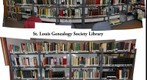 St louis genealogy society library