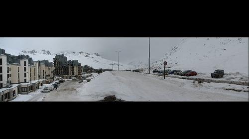Tignes Val Claret 2100 m