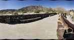 Anza Borrego Visitor Center 360 panorama
