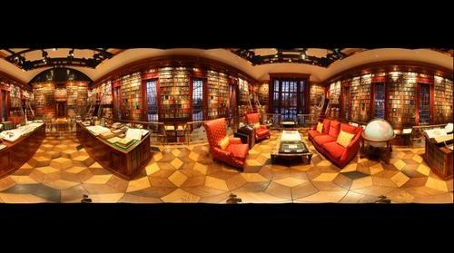 Walker Library 2
