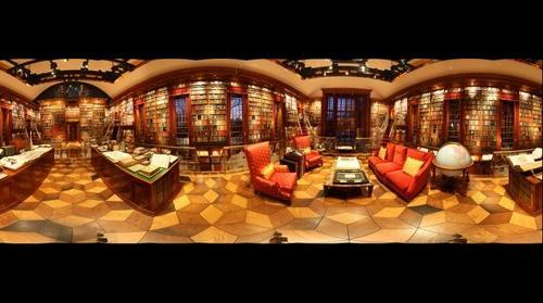 Walker Library 3