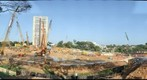 Singapore City Scenes - Construction Worksite