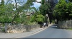 Back street in Chipping Camden, Cotswalds, UK