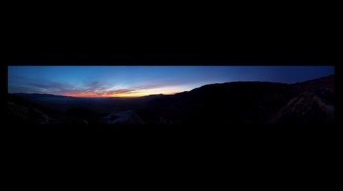 Anza Borrego Desert Sunrise