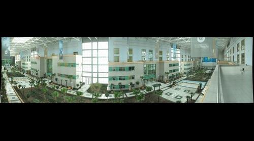 Nazarbayev University Atrium