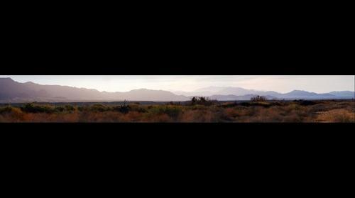 Amargosa Desert Sunrise