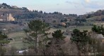 Panorama Montepulciano Siena Tuscany Italy
