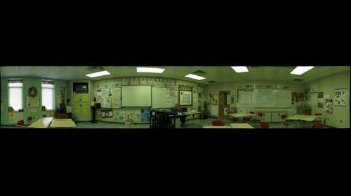CMHS Math Room