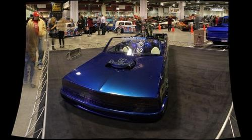 World Of Wheels car