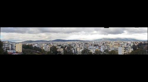 athenian panorama