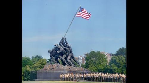 U.S. Marine Corps War Memorial (Iwo Jima)