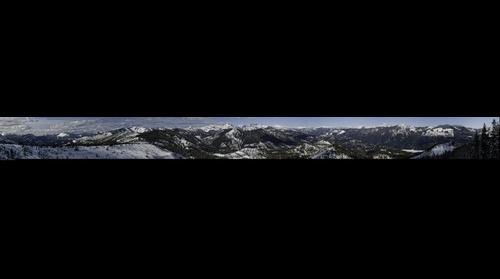 Keechelus Ridge, WA