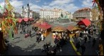 The Easter Market, Prague
