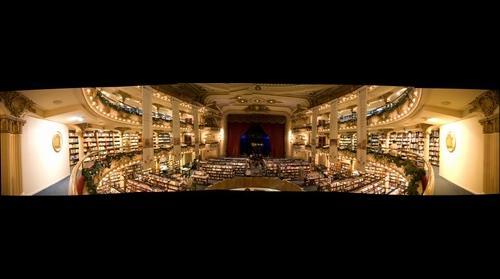 Gran Splendid El Ateneo Theater - 1919 -  Buenos Aires