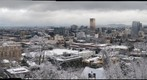 Portland in the Snow 02