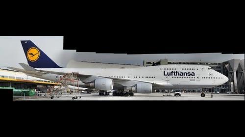 Eine 747