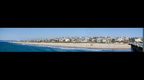 Manhattan Beach from Pier