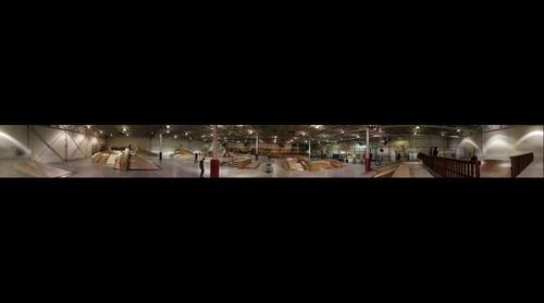 Modern Skatepark Royal Oak
