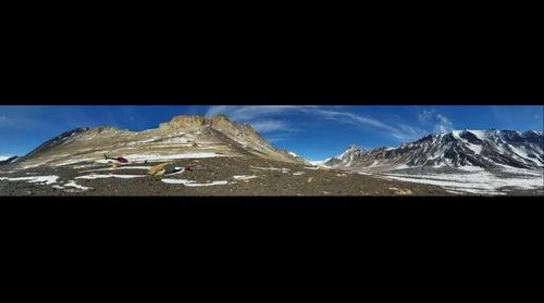 Odin Valley, Antarctica