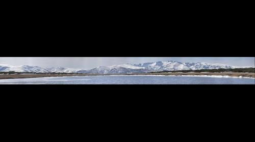 Laguna del Gallo y Panoramica de Gredos (Avila)