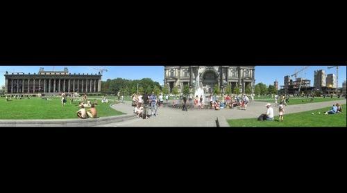 Lustgarten, Berlin