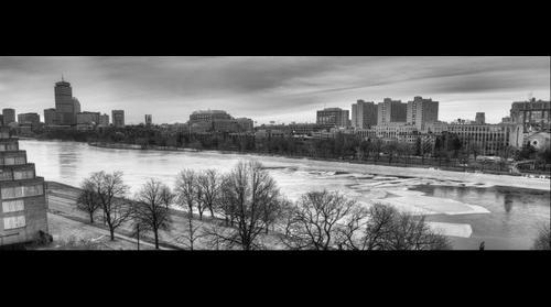 Boston from Cambridge