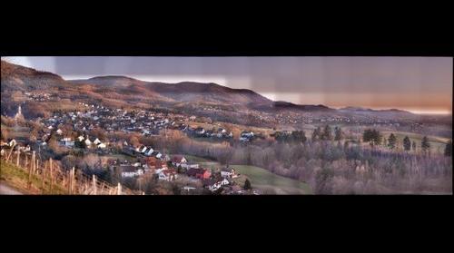 Town Neusatz, Lauf, Baden-Wuerttemberg