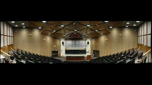 whereRU: Beck Hall Auditorium (Back), Livingston Campus