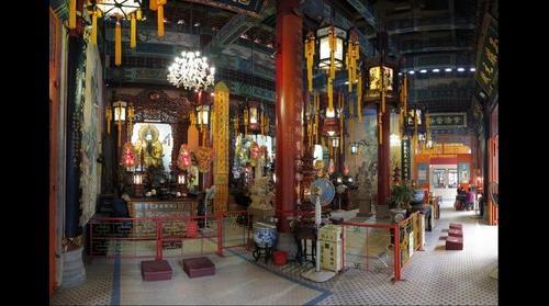 HongKong Taoist Temple