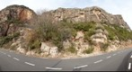 Montserrat mountains - road to Collbato