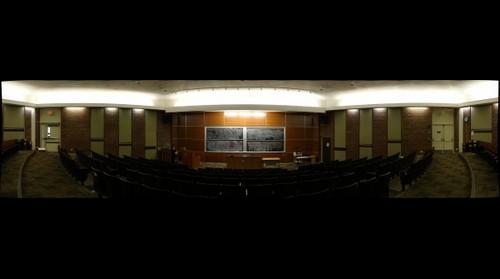 whereRU: Hickman Lecture Hall